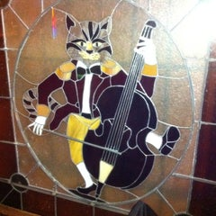 Photo taken at The Cat & Fiddle by Sal E. on 1/3/2011