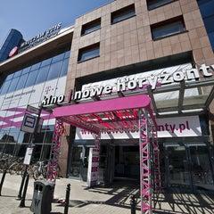 Photo taken at Kino Nowe Horyzonty by Kino Nowe Horyzonty on 2/25/2014