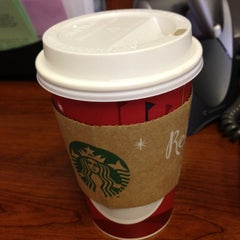 Photo taken at Starbucks by Courtney S. on 11/30/2012