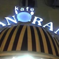 Photo taken at Panorama Cafe by Bobur B. on 11/15/2012
