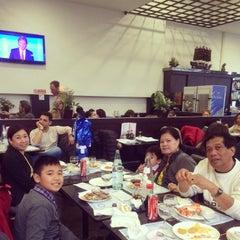 Photo taken at Wok Sushi by Arni-Brian F. on 3/23/2014
