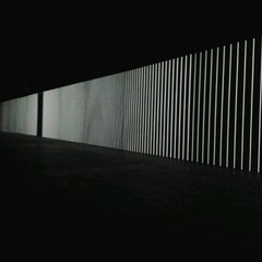 Photo taken at Hangar Bicocca by Limo on 11/22/2012