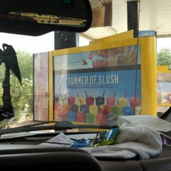 Photo taken at SONIC Drive In by Cyndee L. on 6/29/2013