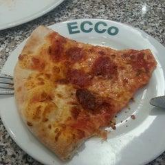 Photo taken at ECCo Pizza by Jocelyn C. on 11/29/2012