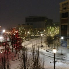 Photo taken at Aloft Leawood - Overland Park by Mike F. on 12/20/2012