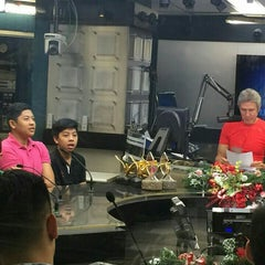 Photo taken at ABS-CBN Broadcast Center by Theresa I. on 11/14/2015