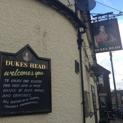 Photo taken at The Dukes Head by James F. on 2/2/2013