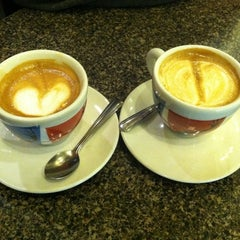 Photo taken at Caffé Greco by Christina H. on 11/17/2012
