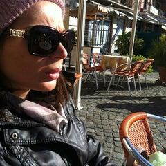 Photo taken at Bar Italia by Vivi on 11/20/2012