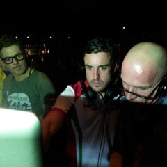 Photo taken at Des Alpes Disco by Andrea F. on 1/31/2013