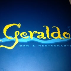 Photo taken at Geraldo Restaurante by Carol R. on 12/21/2012