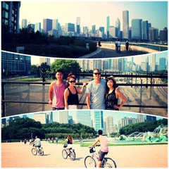 Photo taken at Bobby's Bike Hike by Jennie on 8/25/2013