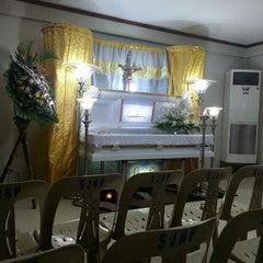 Photo taken at St John the Baptist Parish Church by Dax A. on 9/15/2013