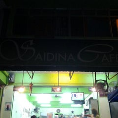 Photo taken at Saidina Cafe by Mohammad H. on 1/5/2013