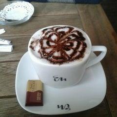 Photo taken at coffeemania by Simoşşş on 1/18/2013