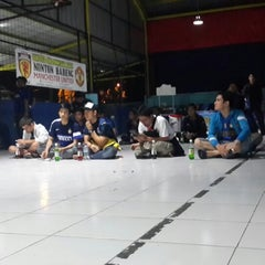 Photo taken at Meazza Futsal by Inot H. on 9/14/2013