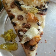 Photo taken at Rome's Pizza by Ashley L. on 1/28/2013