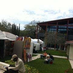 Photo taken at Coconut Grove Arts Festival by Ana Q. on 2/16/2013