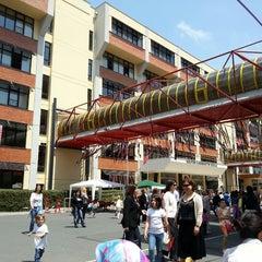 Photo taken at Kültür Koleji by Coskun A. on 5/11/2013