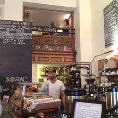 Photo taken at Birch Coffee by Sara S. on 6/4/2013