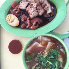 Photo taken at Blk 216 Bedok North Street 1 Hawker & Food Centre by Tj Q. on 7/9/2015