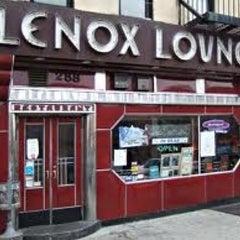 Photo taken at Lenox Lounge by Prince M. on 2/8/2013