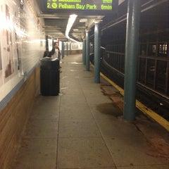 Photo taken at MTA Subway - Spring St (6) by Geraldine V. on 7/29/2013