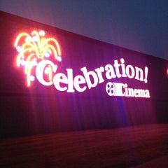 Photo taken at Celebration! Cinema & IMAX by Robert W. on 11/13/2012