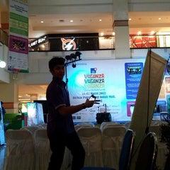 Photo taken at Palembang Indah Mall by Gretha A. on 3/15/2013
