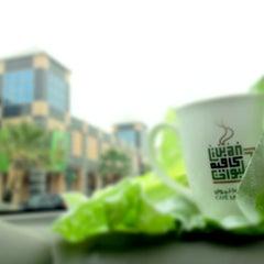 Photo taken at Cafè Liwan | قهوة ليوان by FAWAZ on 3/6/2013