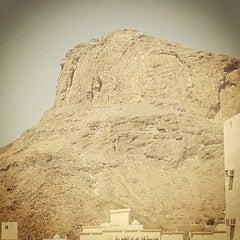Photo taken at Jabal Nur - Ghar Hira by MeRule C. on 2/24/2013