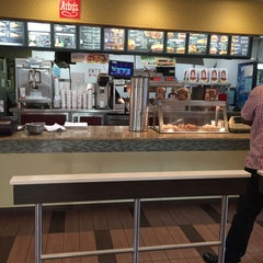 Photo taken at Arby's by Patrick S. on 8/17/2015