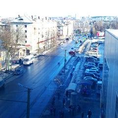 Photo taken at На Крыше by Kirill Z. on 3/31/2013