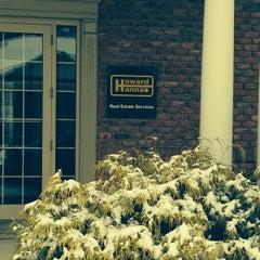 Photo taken at Howard Hanna Real Estate by David M C. on 3/21/2014