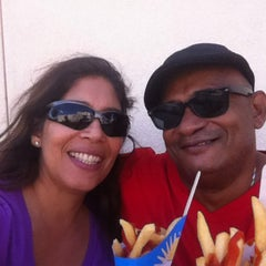 Photo taken at French Fry Heaven by Becky T. on 10/4/2014