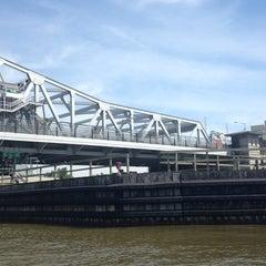 Photo taken at Third Avenue Bridge by Zoe J. on 6/28/2014