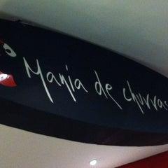 Photo taken at Mania de Churrasco by Caio B. on 6/16/2013