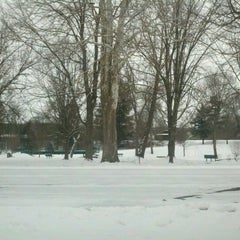 Photo taken at Marcellus Park by Rey on 1/26/2013