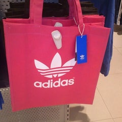 Photo taken at Adidas outlet store by Yessica A. on 1/29/2013