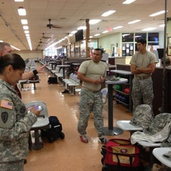 Photo taken at Schofield Barracks Bowling Alley by Thomas C. on 11/21/2012