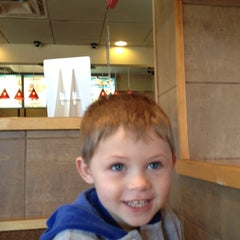 Photo taken at Dairy Queen by Aaron A. on 11/15/2012