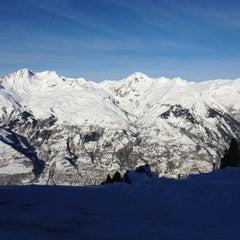 Photo taken at Mont Blanc - 4 by Anastasia F. on 12/31/2012