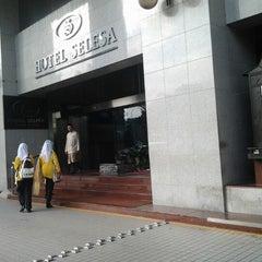 Photo taken at Selesa Hotel Johor Bahru by Nor Maisarah A. on 6/15/2013