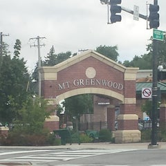 Photo taken at Mount Greenwood by Case G. on 7/8/2014