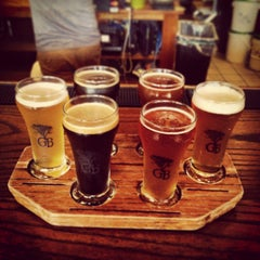 Photo taken at Greenbush Brewing Company by Eric F. on 6/27/2013