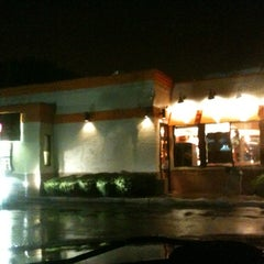 Photo taken at Dunkin' Donuts by Jason F. on 10/28/2012