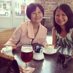 Photo taken at The Ponsonby Belgian Beer Cafe by Jade T. on 1/26/2013