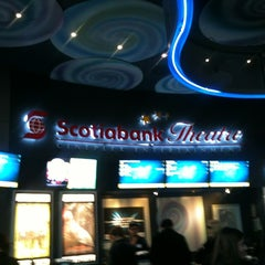 Photo taken at Scotiabank Theatre by Jalaine N. on 11/18/2012