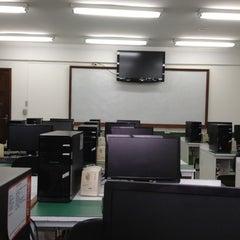 Photo taken at Instituto de Estudos Superiores da Amazônia by Michell L. on 11/28/2012