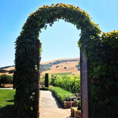 Photo taken at Viansa Winery by Neil on 7/28/2015